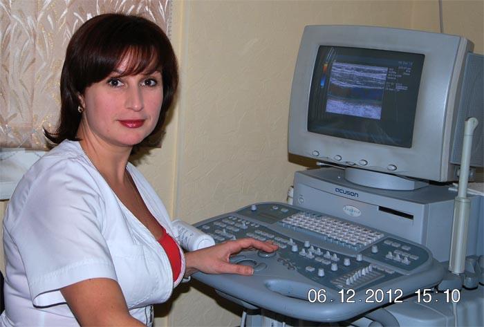 Кардиологический центр областной больницы
